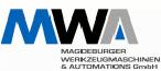 MWA Magdeburger Werkzeugmaschinen & Automation GmbH